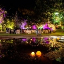 Marbella Weddings - Lighting 4