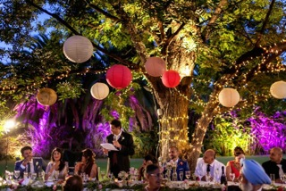 Marbella Weddings - Lighting 5