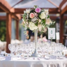 Marbella Weddings - Table set up 5