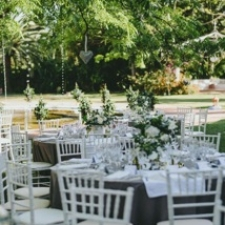 Marbella Weddings - Table set up 6