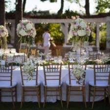 Marbella Weddings - Table set up 7