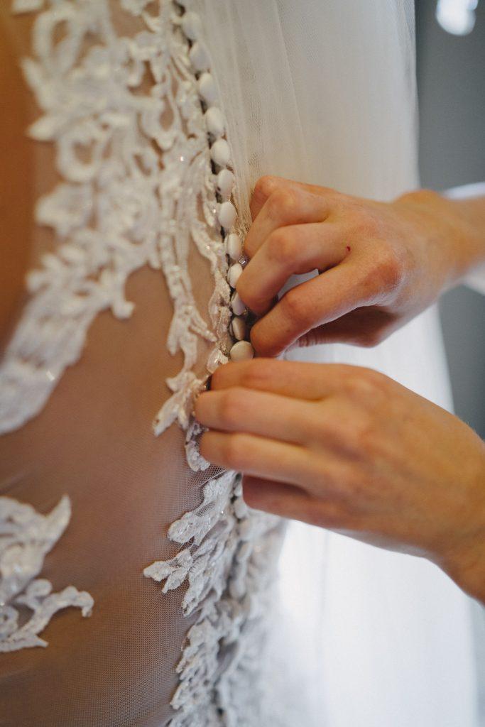 wedding dress Spain