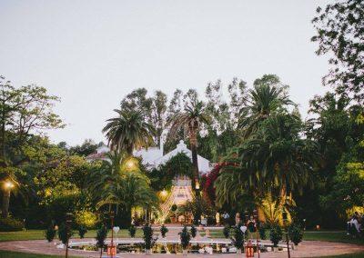 Finca wedding venue in Spain