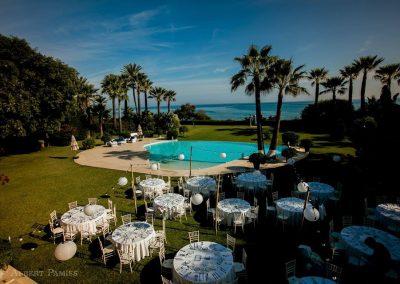 wedding Spain beachside venue