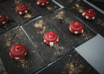 fiestasol catering dessert