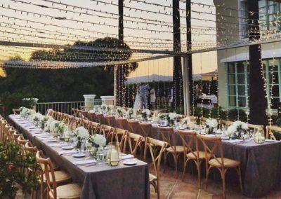 wedding catering Spain
