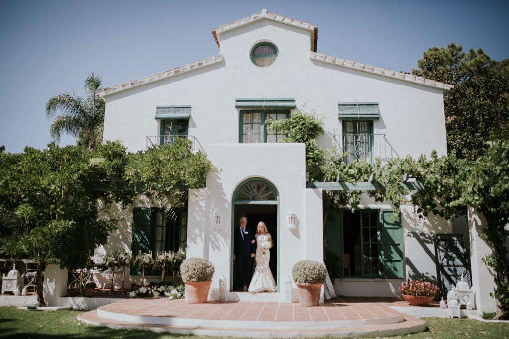 wedding villa in Benahavis