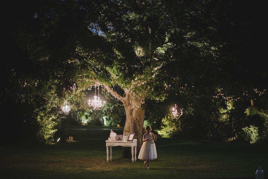 wedding lighting Spain