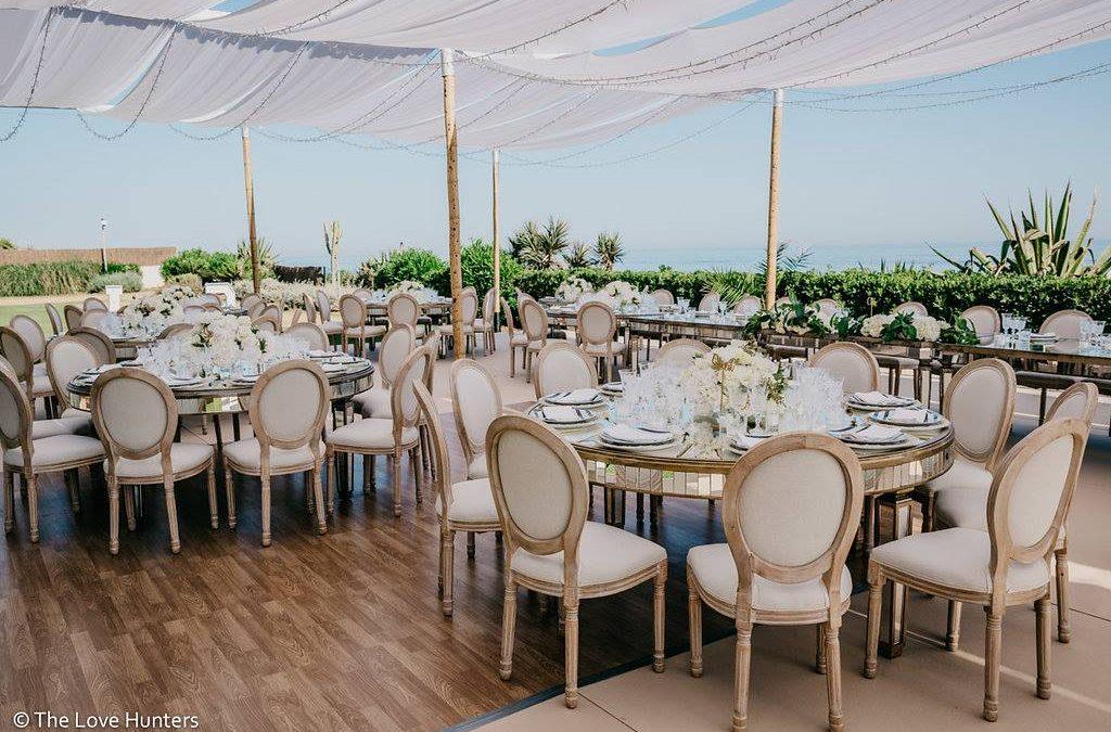 Marbella wedding villa – Jean & Daniel Real Wedding