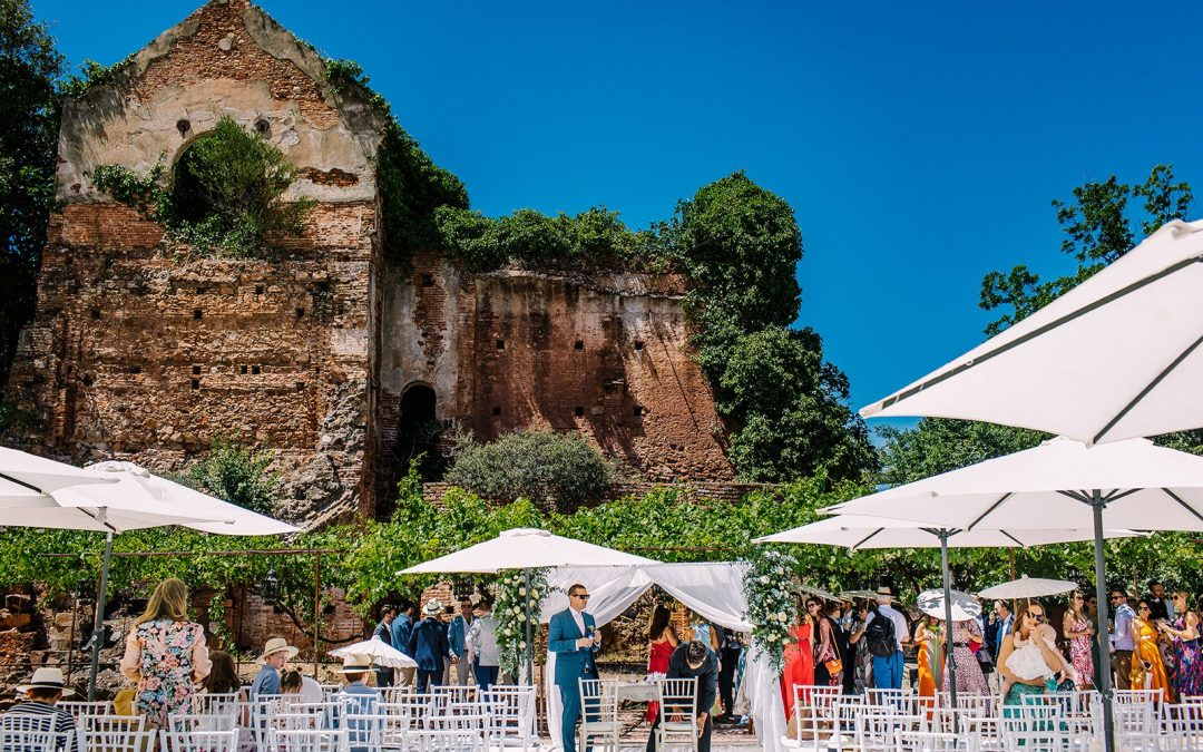 Wedding Planners in Marbella – what to expect when you book Fiestasol?
