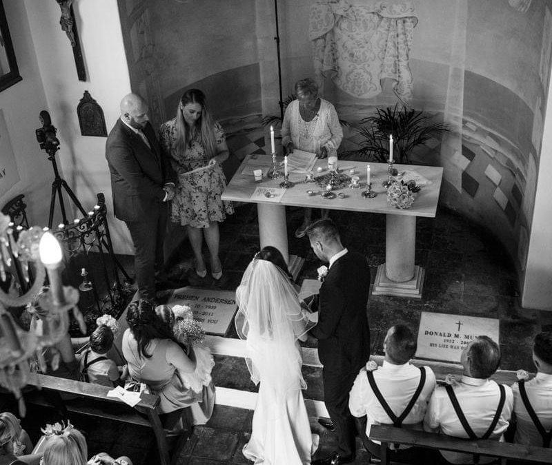 Marbella bride – church wedding vs outdoor ceremony?