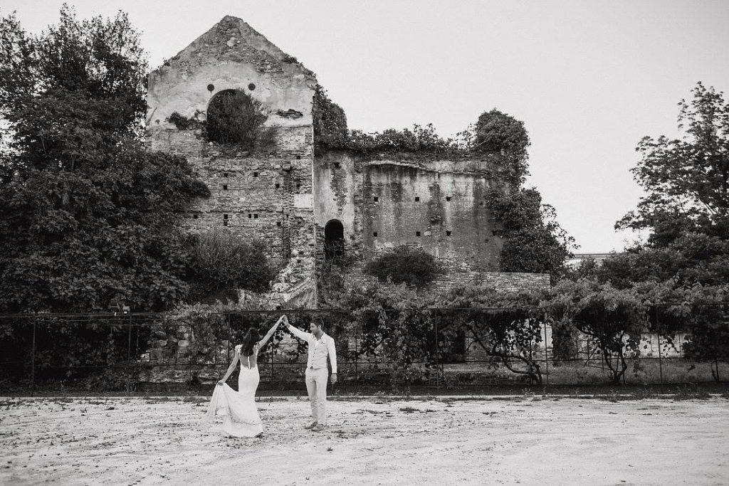 Marbella villa wedding at Finca la Concepcion