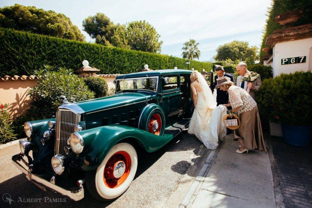 classic car Marbella