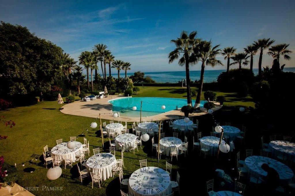 wedding villa in Spain