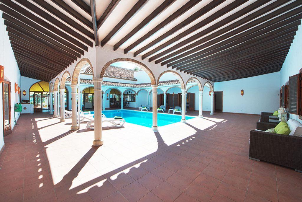 Nerja wedding villa