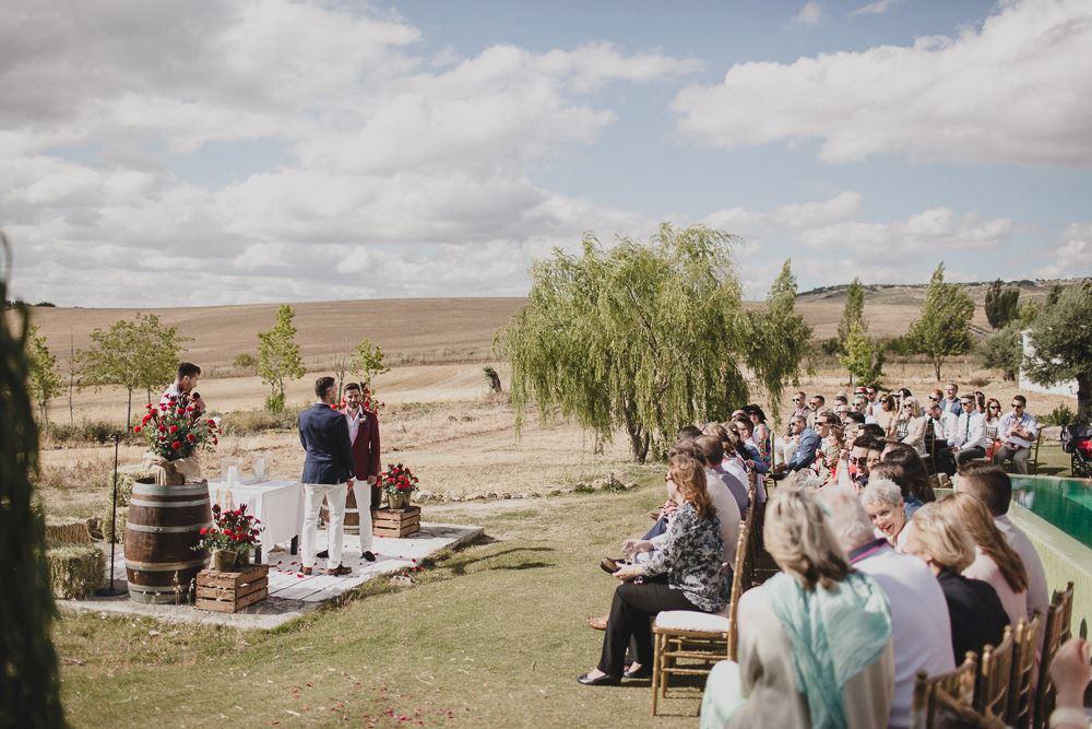 Wedding in Ronda with Fiestasol